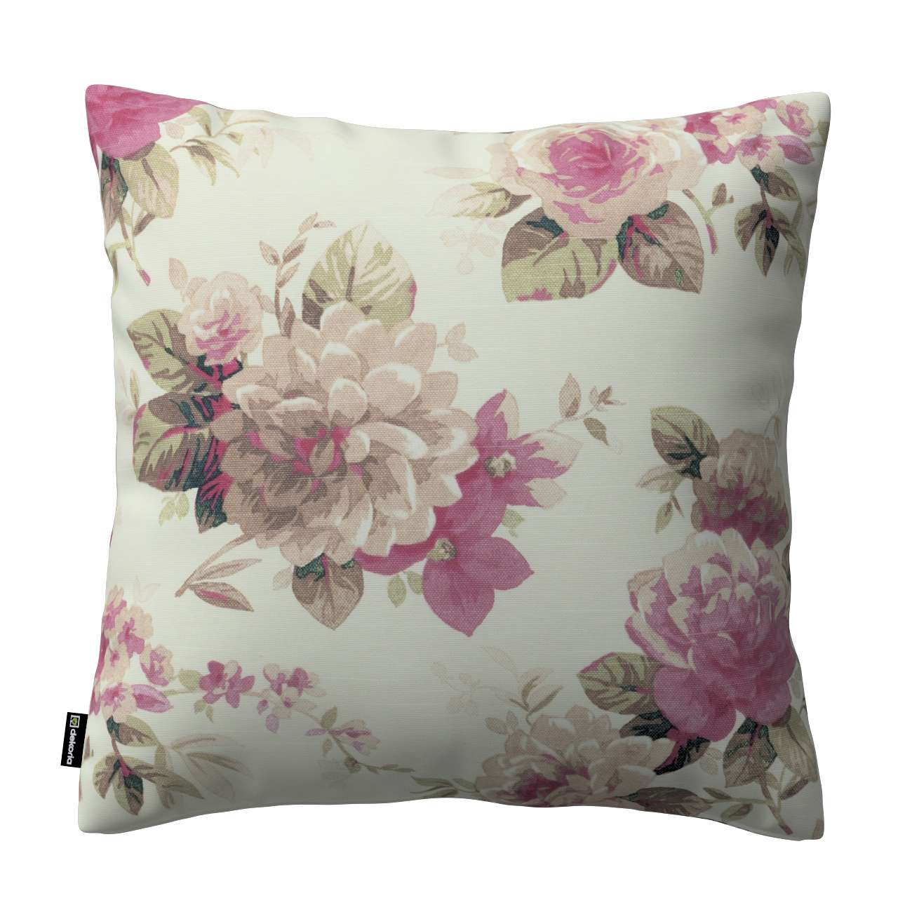 Poszewka Kinga na poduszkę w kolekcji Mirella, tkanina: 141-07
