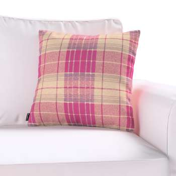 Kinga cushion cover 43 x 43 cm (17 x 17 inch) in collection Mirella, fabric: 142-07