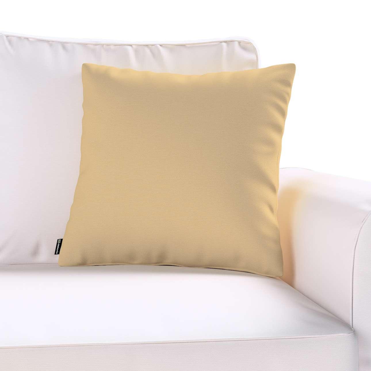 Kinga - potah na polštář jednoduchý 43 x 43 cm v kolekci Cotton Panama, látka: 702-01