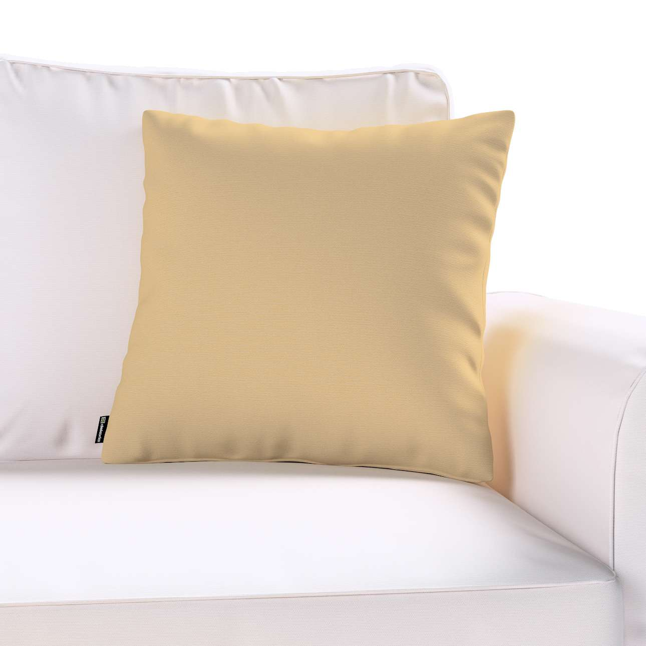 Kissenhülle Kinga von der Kollektion Cotton Panama, Stoff: 702-01