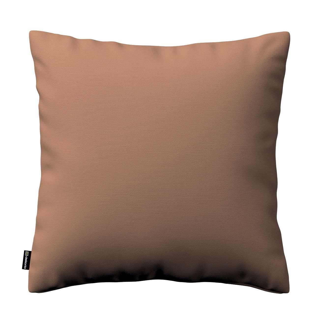 Kinga dekoratyvinės pagalvėlės užvalkalas 43 x 43 cm kolekcijoje Cotton Panama, audinys: 702-02