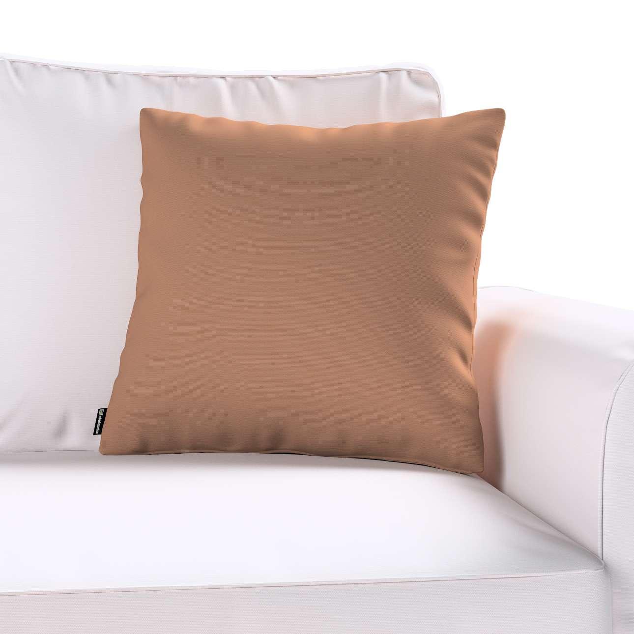 Kinga dekoratyvinės pagalvėlės užvalkalas kolekcijoje Cotton Panama, audinys: 702-02