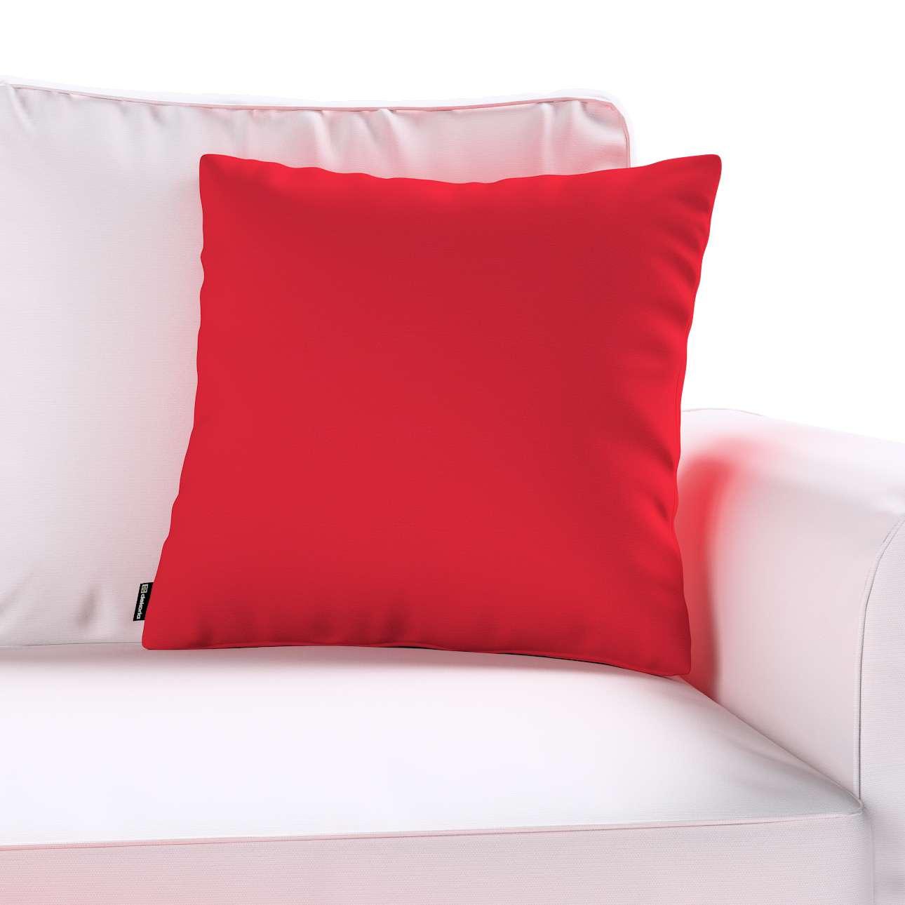 Poszewka Kinga na poduszkę 43 x 43 cm w kolekcji Cotton Panama, tkanina: 702-04