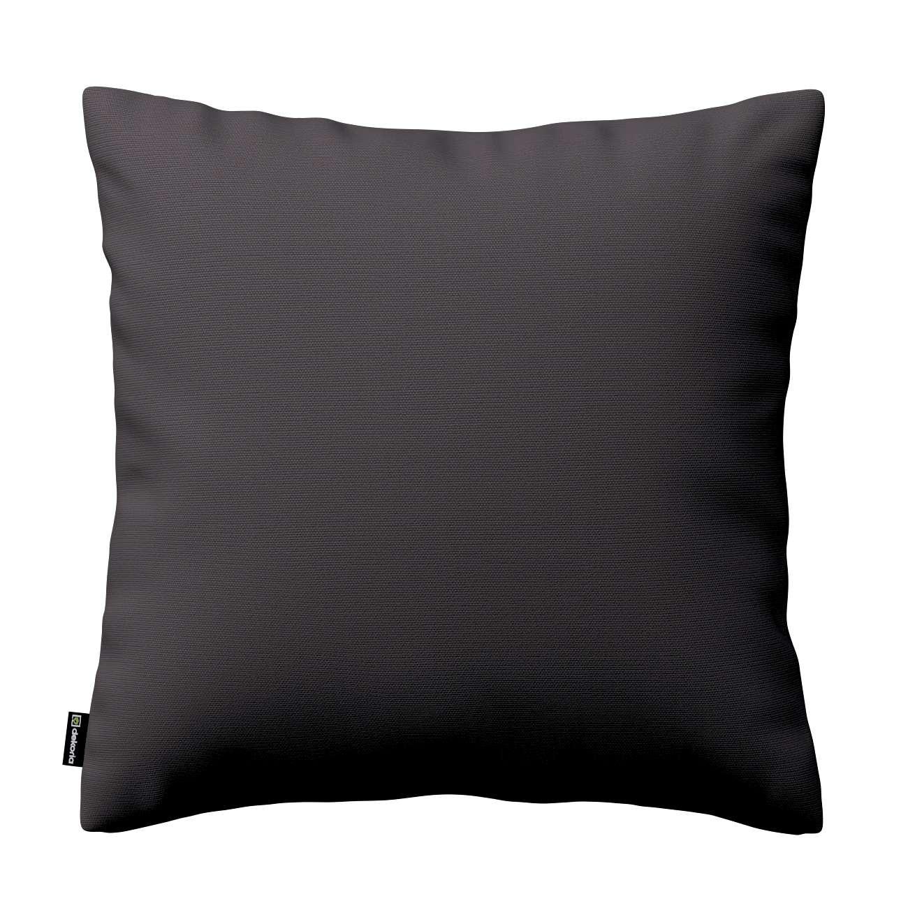 Kinga dekoratyvinės pagalvėlės užvalkalas 43 × 43 cm kolekcijoje Cotton Panama, audinys: 702-09