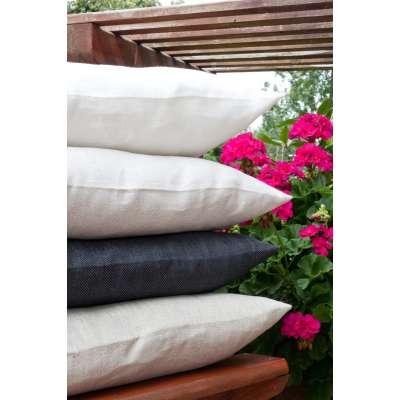Poszewka Kinga na poduszkę w kolekcji Linen, tkanina: 392-05
