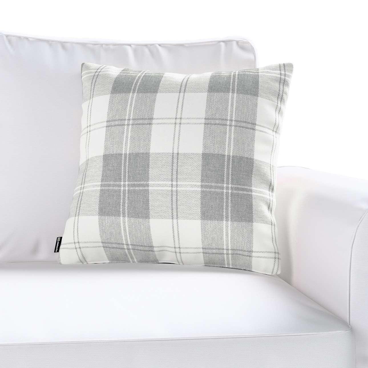 Kinga dekoratyvinės pagalvėlės užvalkalas 43 × 43 cm kolekcijoje Edinburgh , audinys: 115-79