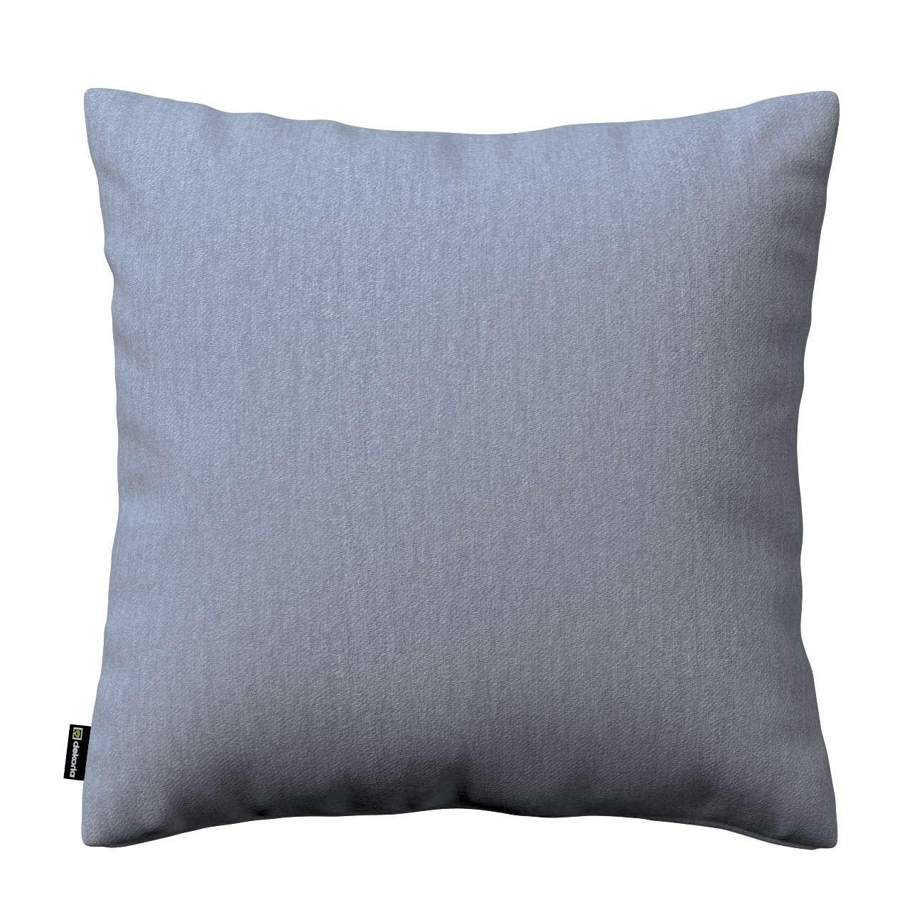 Kinga dekoratyvinės pagalvėlės užvalkalas 43 x 43 cm kolekcijoje Chenille, audinys: 702-13