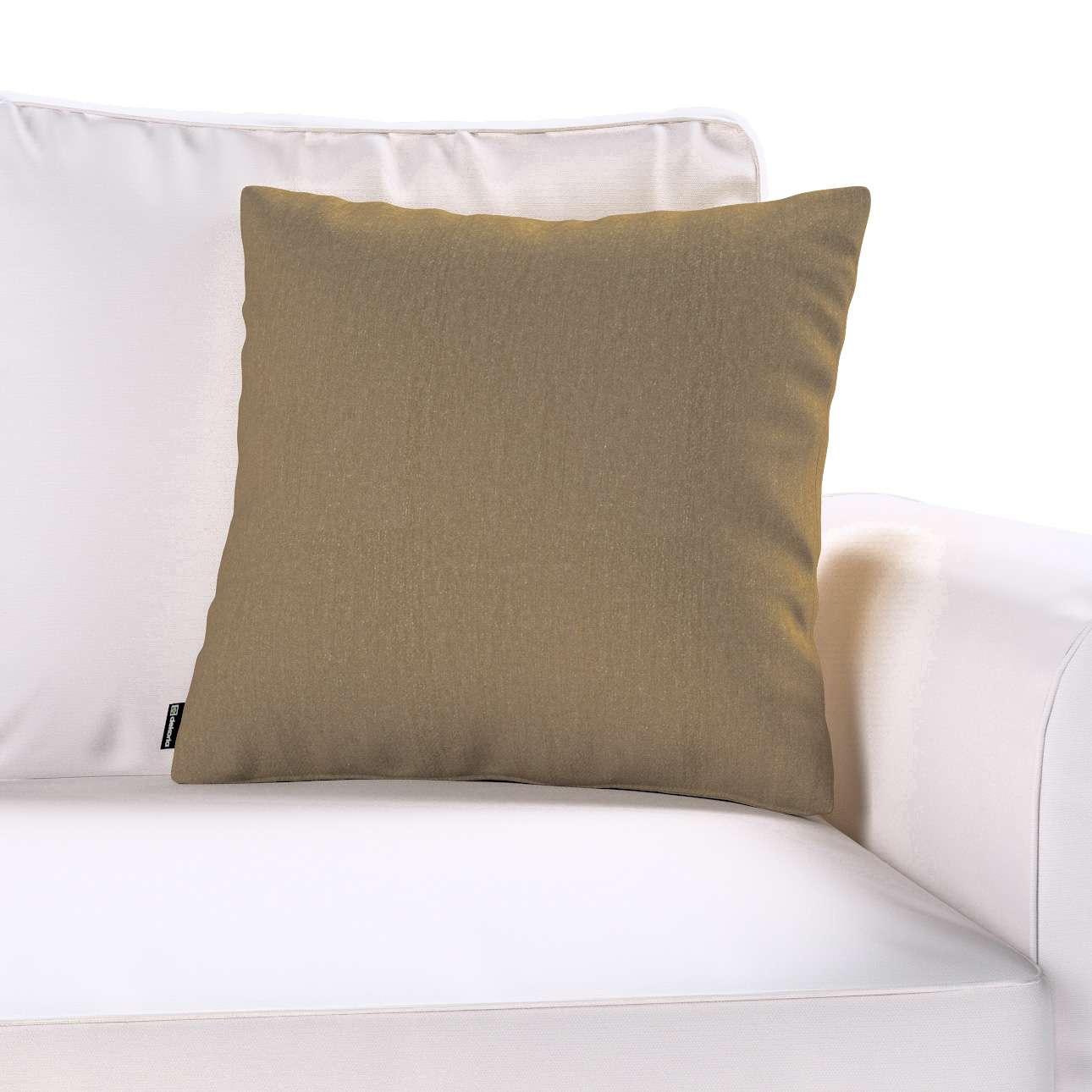 Kinga dekoratyvinės pagalvėlės užvalkalas 43 x 43 cm kolekcijoje Chenille, audinys: 702-21