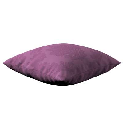 Karin - jednoduchá obliečka 613-75 fialová Kolekcia Damasco