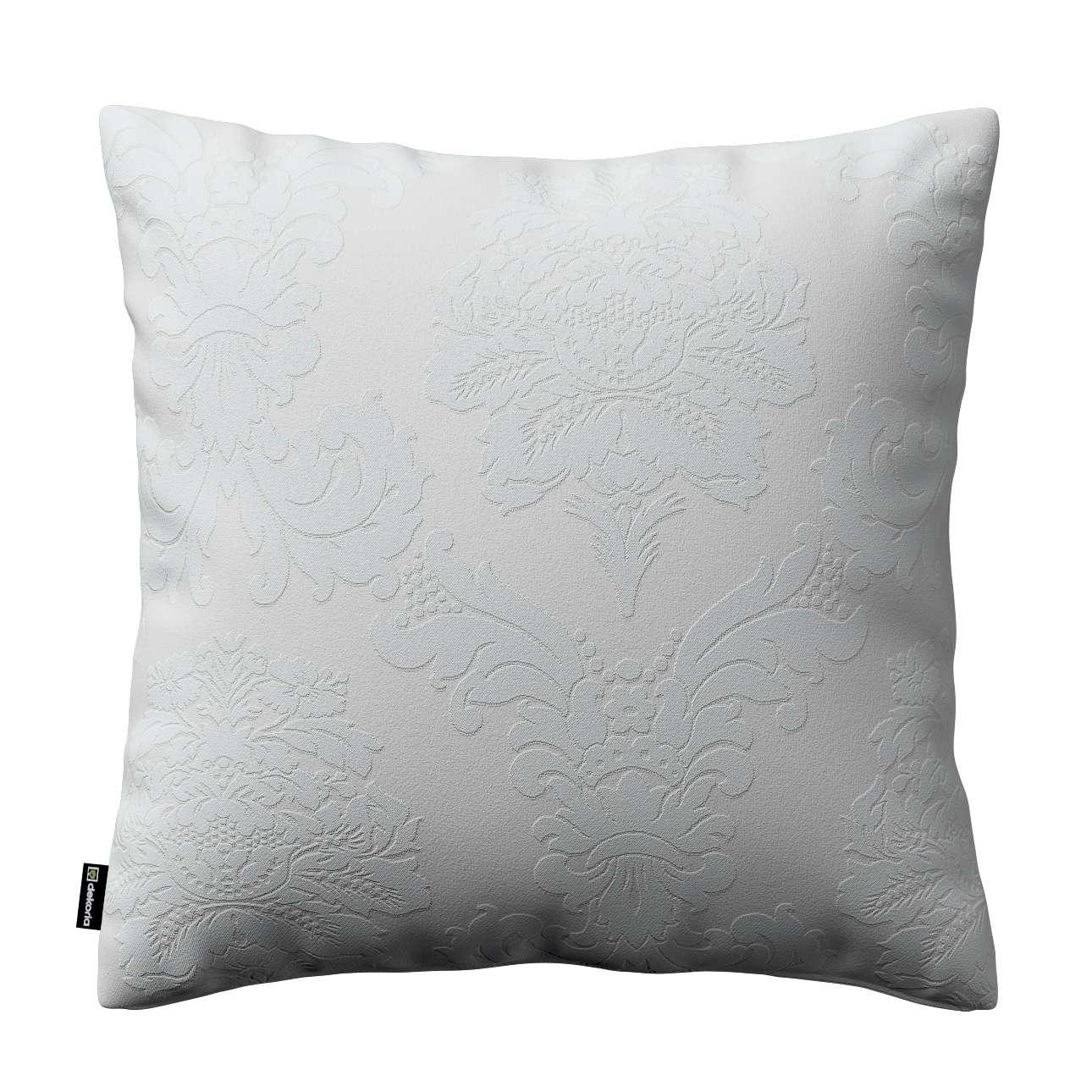 Kinga dekoratyvinės pagalvėlės užvalkalas kolekcijoje Damasco, audinys: 613-81