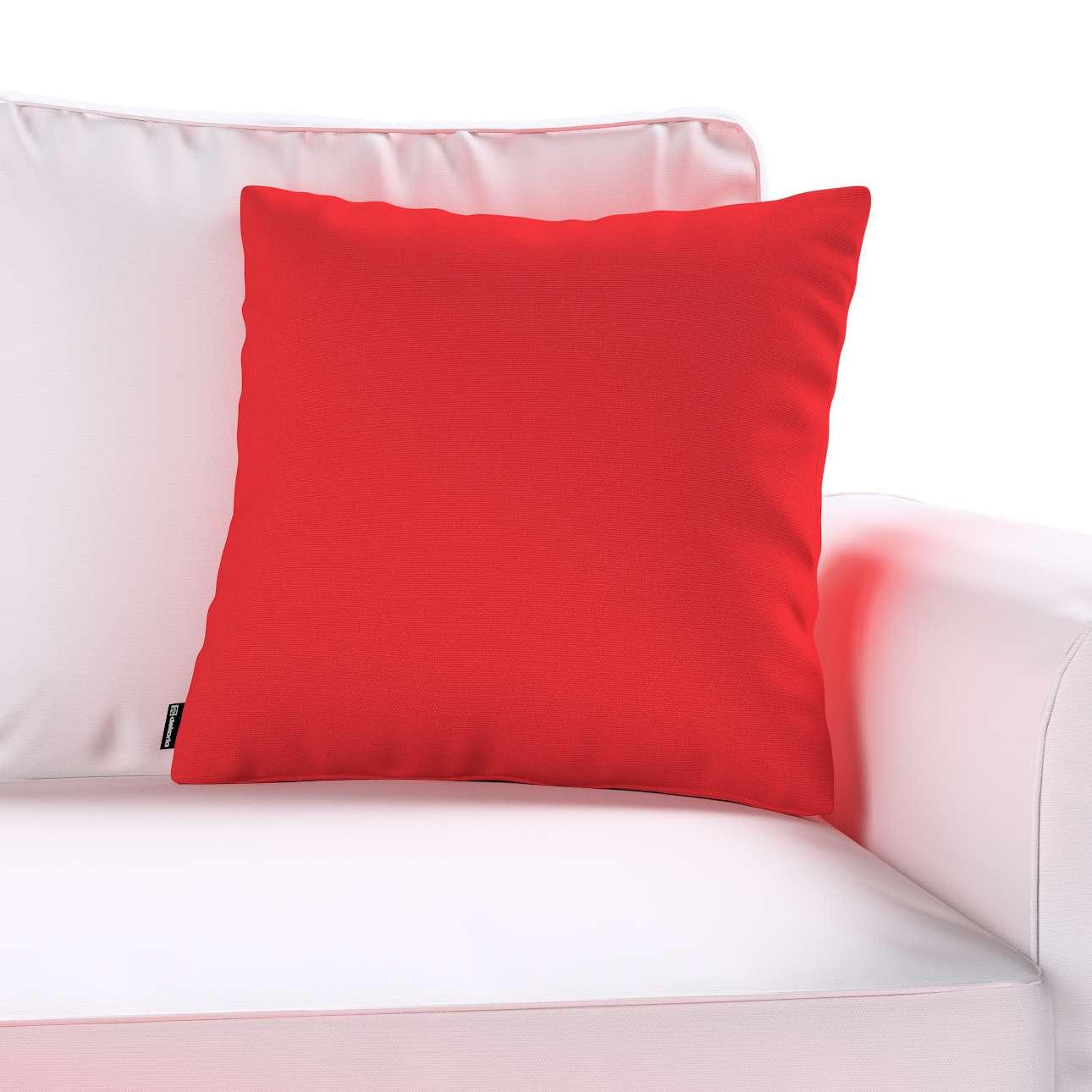 Poszewka Kinga na poduszkę w kolekcji Loneta, tkanina: 133-43