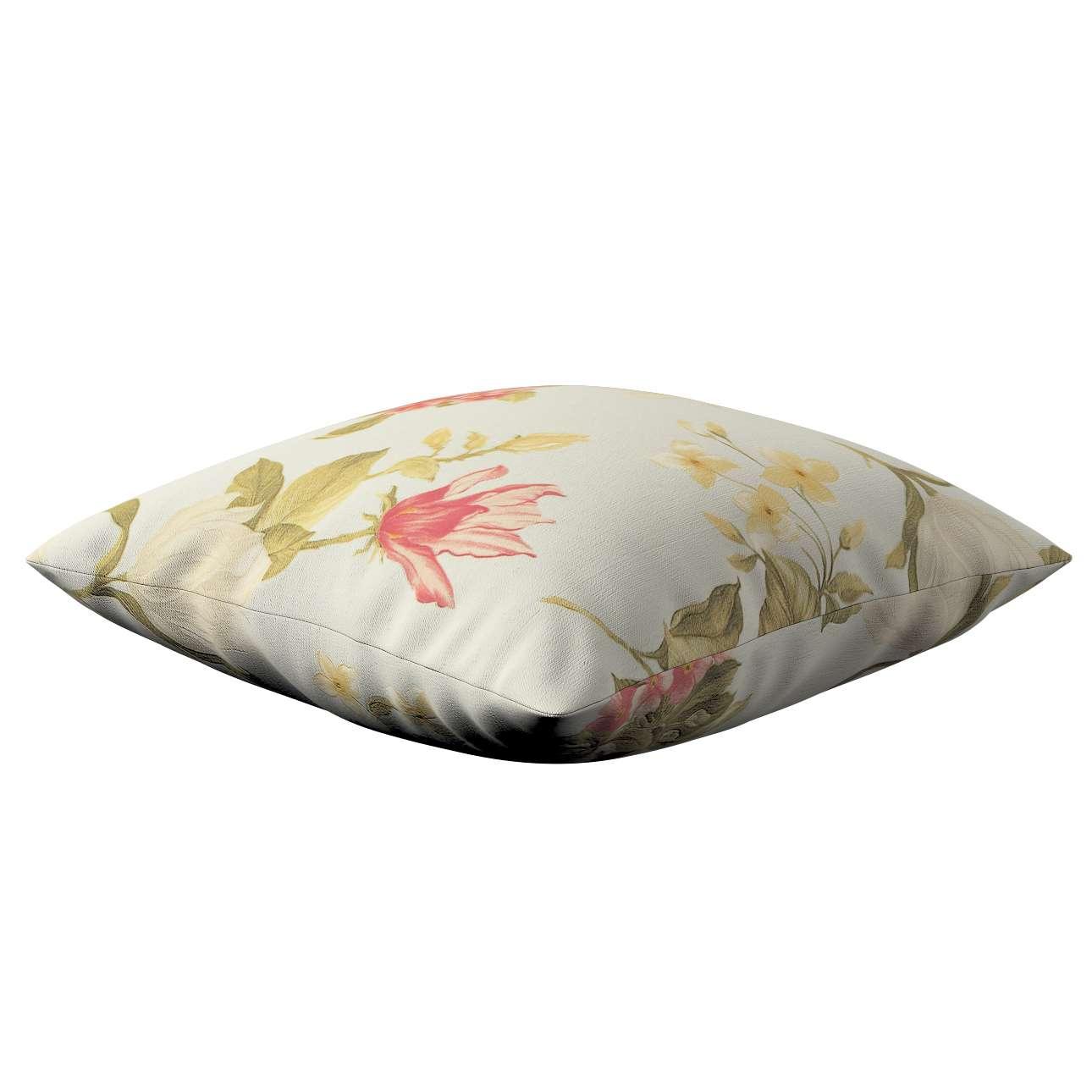 Poszewka Kinga na poduszkę w kolekcji Londres, tkanina: 123-65