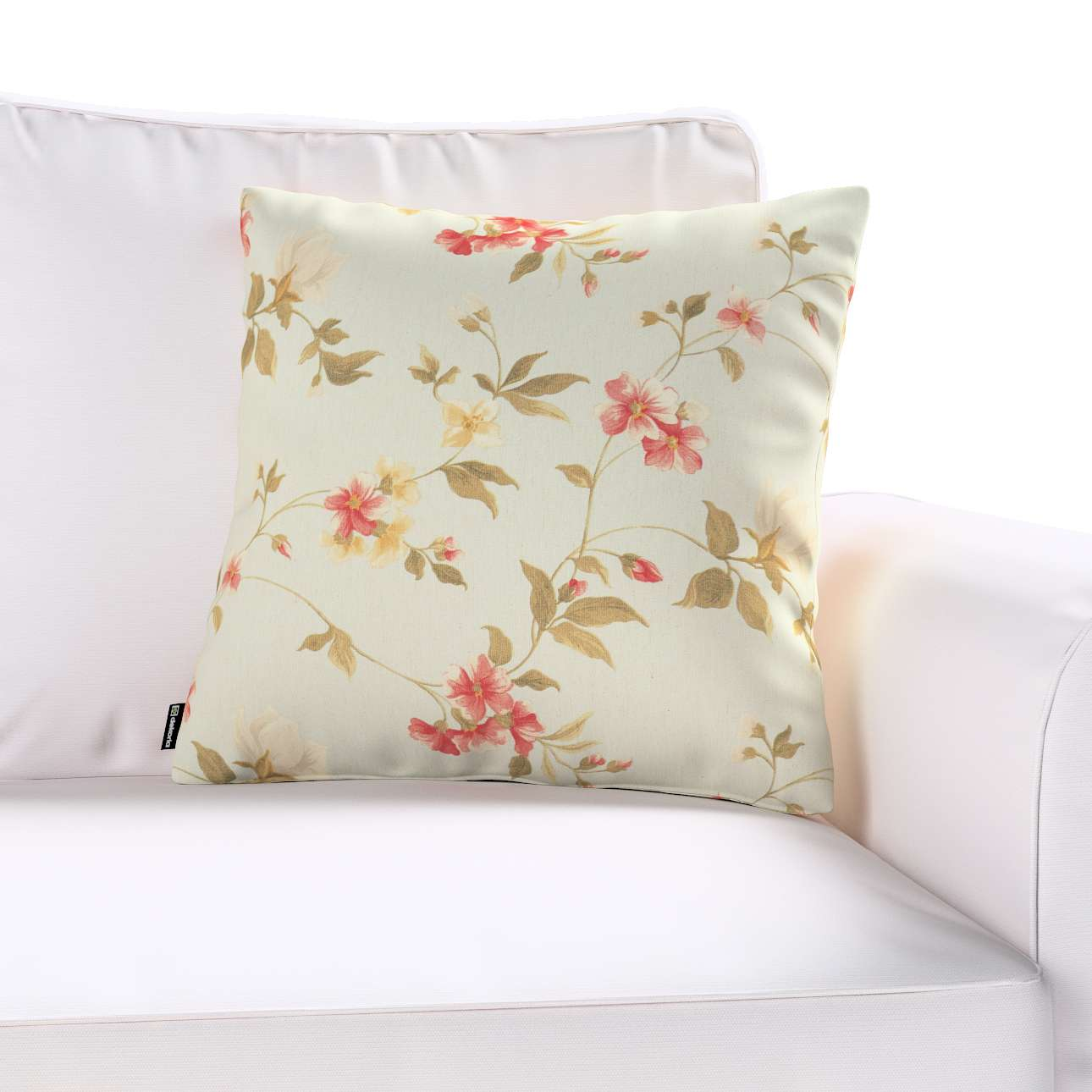 Kinga cushion cover in collection Londres, fabric: 124-65