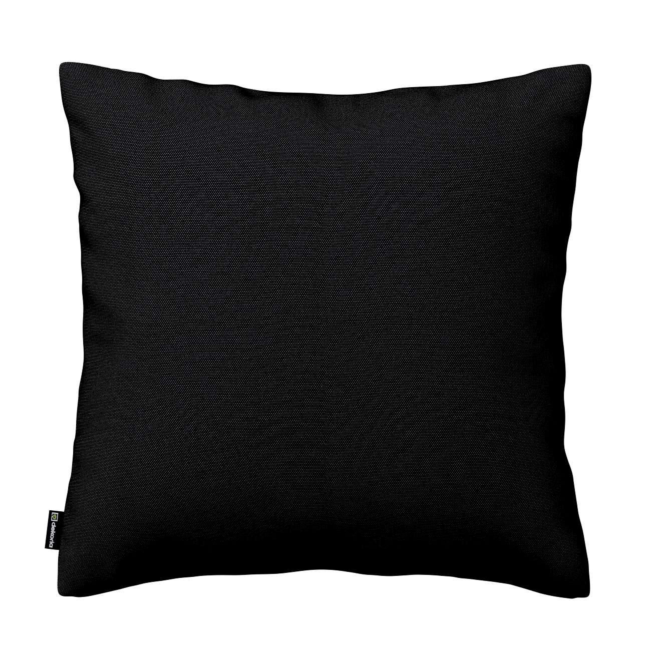 Poszewka Kinga na poduszkę 43 x 43 cm w kolekcji Etna , tkanina: 705-00