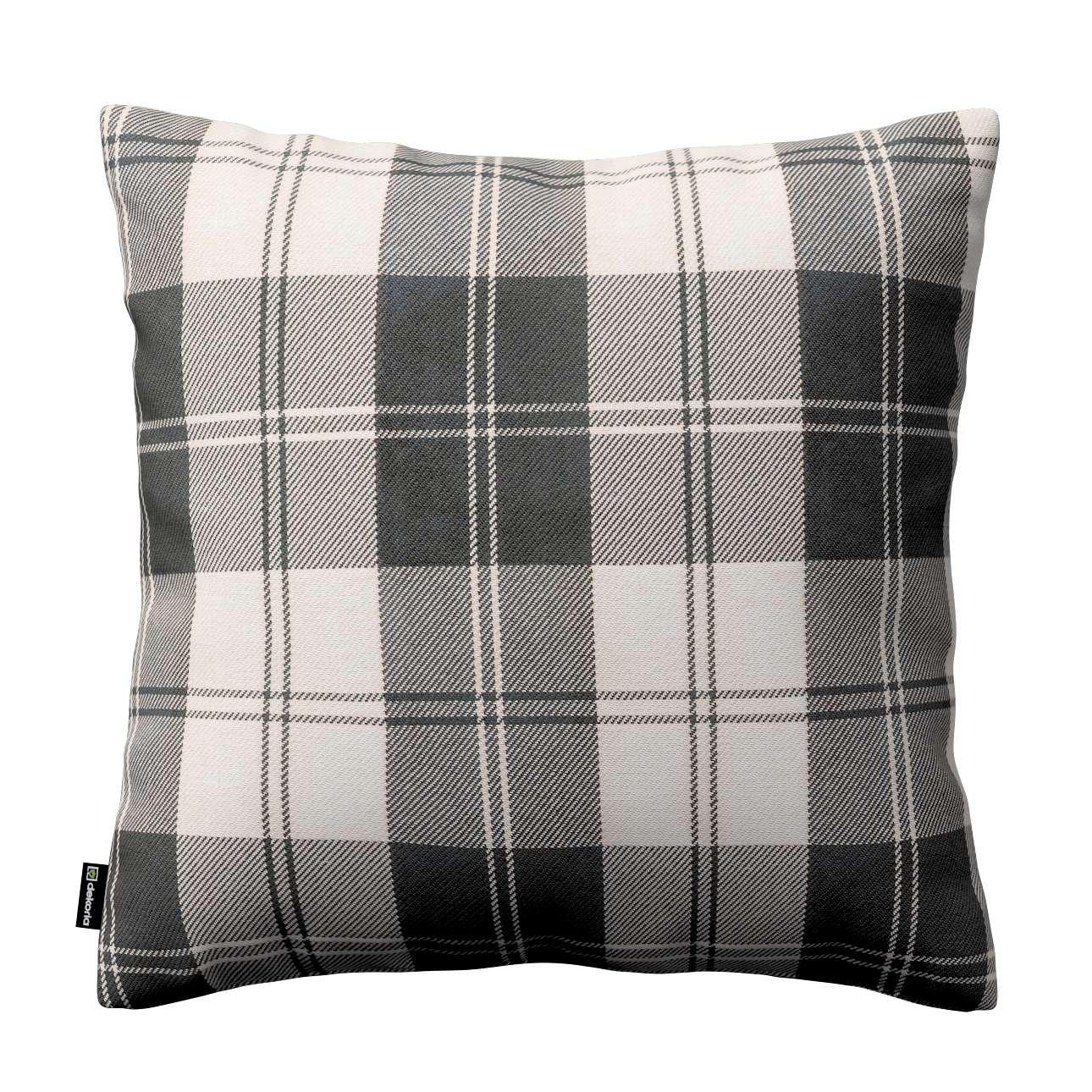 Kinga dekoratyvinės pagalvėlės užvalkalas 43 x 43 cm kolekcijoje Edinburgh , audinys: 115-74
