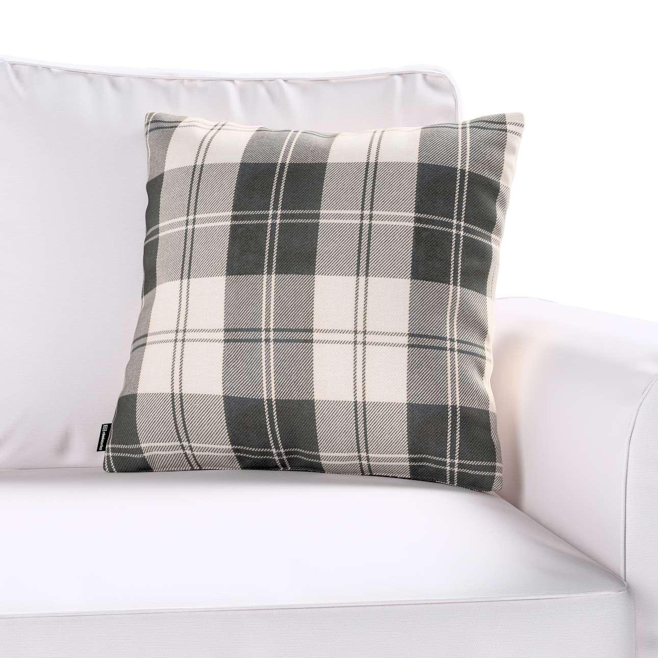 Poszewka Kinga na poduszkę w kolekcji Edinburgh, tkanina: 115-74