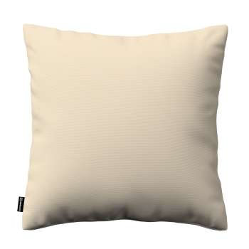 Kinga cushion cover 43 x 43 cm (17 x 17 inch) in collection Cotton Panama, fabric: 702-29