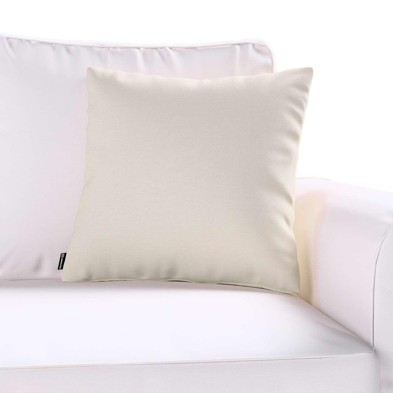 Poszewka Kinga na poduszkę w kolekcji Cotton Panama, tkanina: 702-31