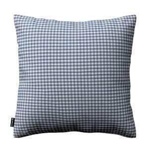 Poszewka Kinga na poduszkę 43 x 43 cm w kolekcji Quadro, tkanina: 136-00