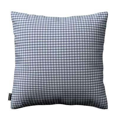 Poszewka Kinga na poduszkę w kolekcji Quadro, tkanina: 136-00