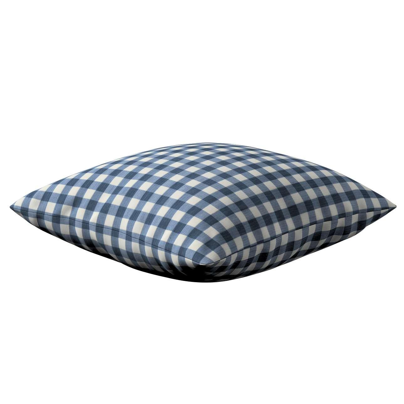 Poszewka Kinga na poduszkę 43 x 43 cm w kolekcji Quadro, tkanina: 136-01