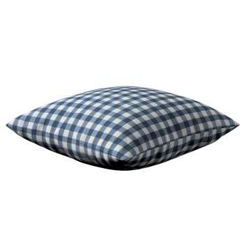 Kinga dekoratyvinės pagalvėlės užvalkalas 43 x 43 cm kolekcijoje Quadro, audinys: 136-01