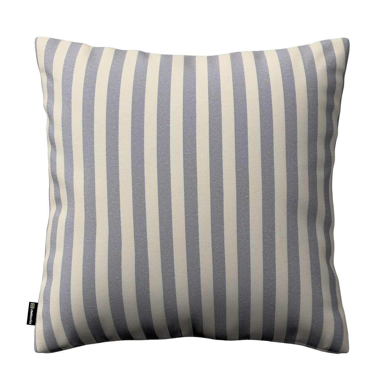 Kinga dekoratyvinės pagalvėlės užvalkalas 43 x 43 cm kolekcijoje Quadro, audinys: 136-02