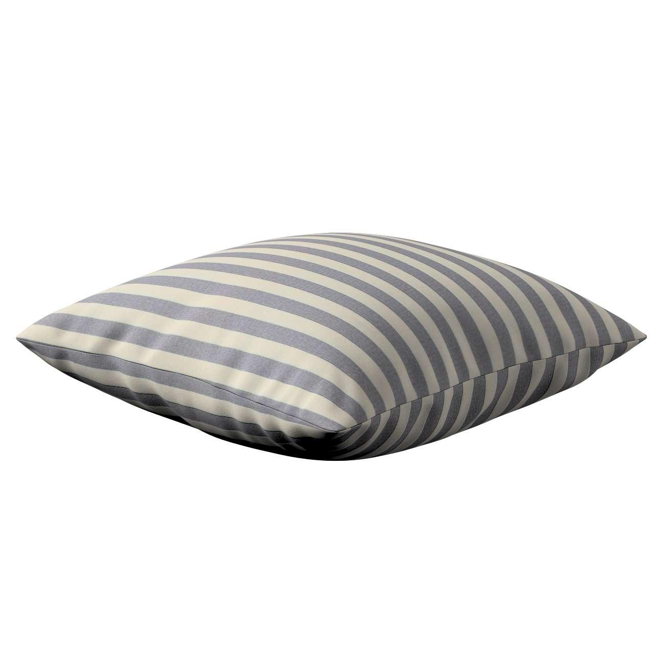 Poszewka Kinga na poduszkę w kolekcji Quadro, tkanina: 136-02
