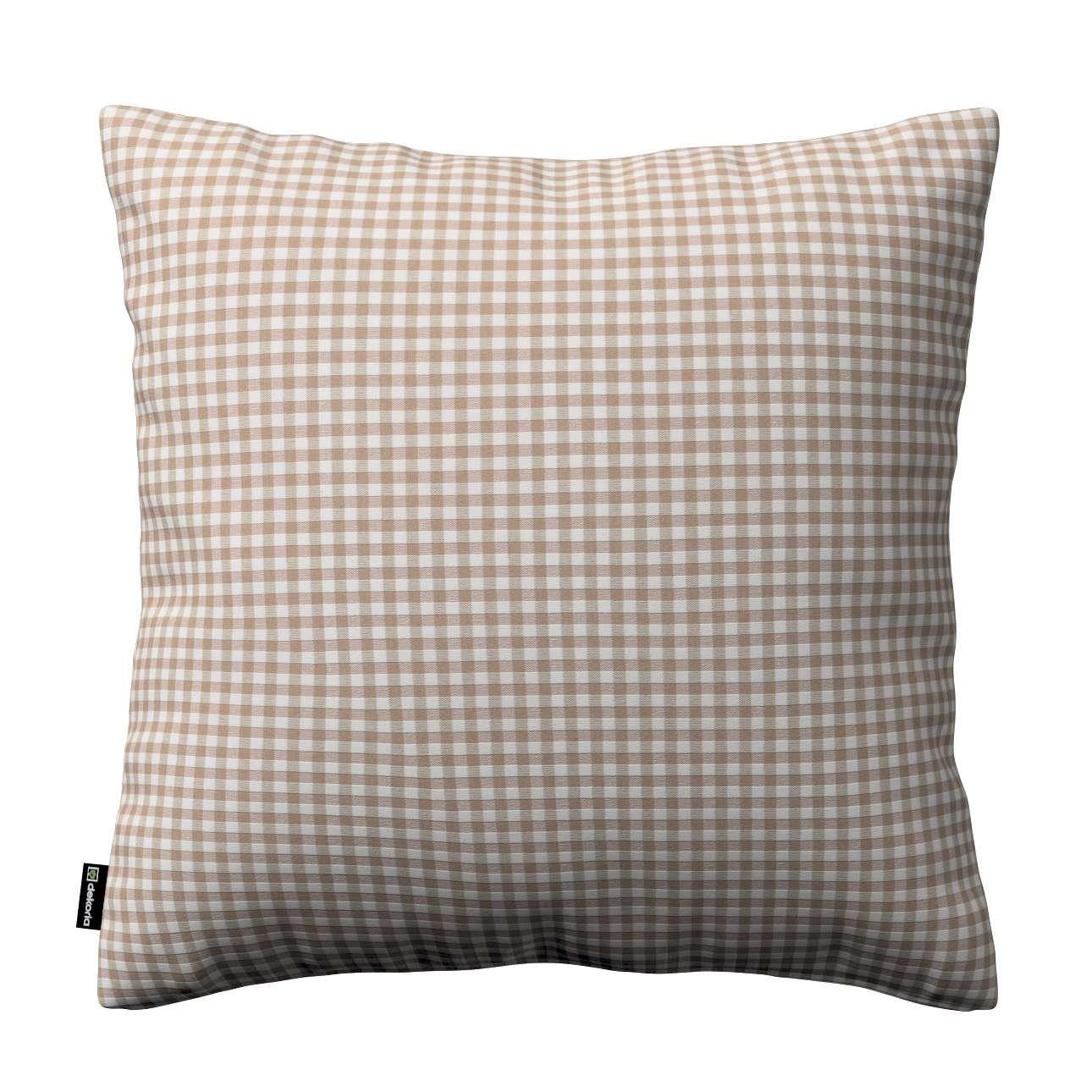 Karin - jednoduchá obliečka V kolekcii Quadro, tkanina: 136-05