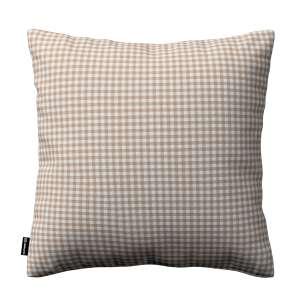 Poszewka Kinga na poduszkę 43 x 43 cm w kolekcji Quadro, tkanina: 136-05