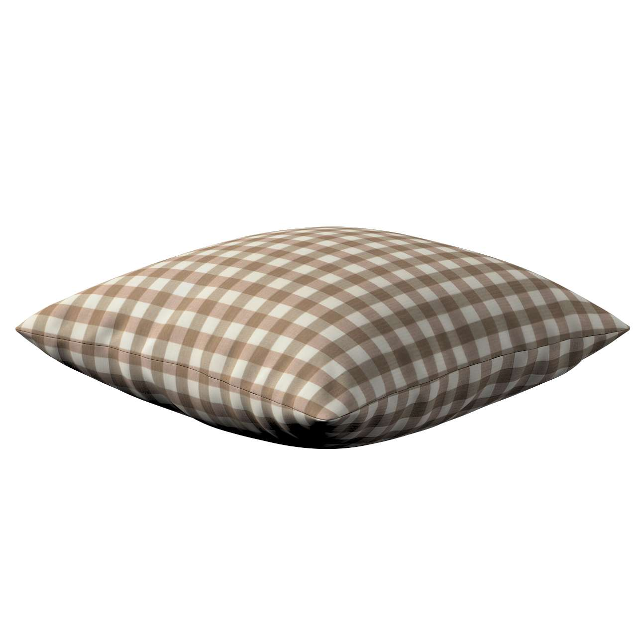 Poszewka Kinga na poduszkę w kolekcji Quadro, tkanina: 136-06