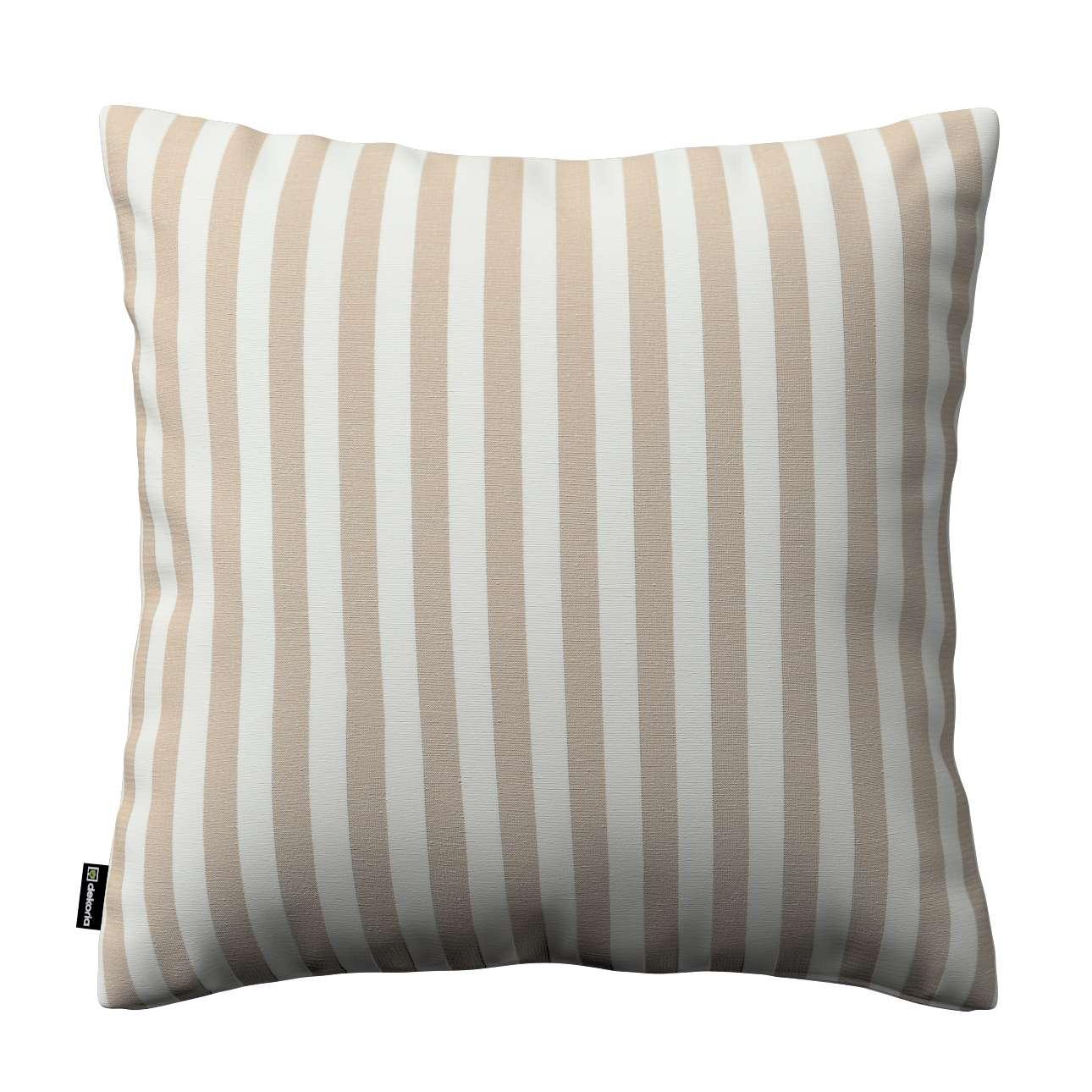 Kinga dekoratyvinės pagalvėlės užvalkalas 43 x 43 cm kolekcijoje Quadro, audinys: 136-07