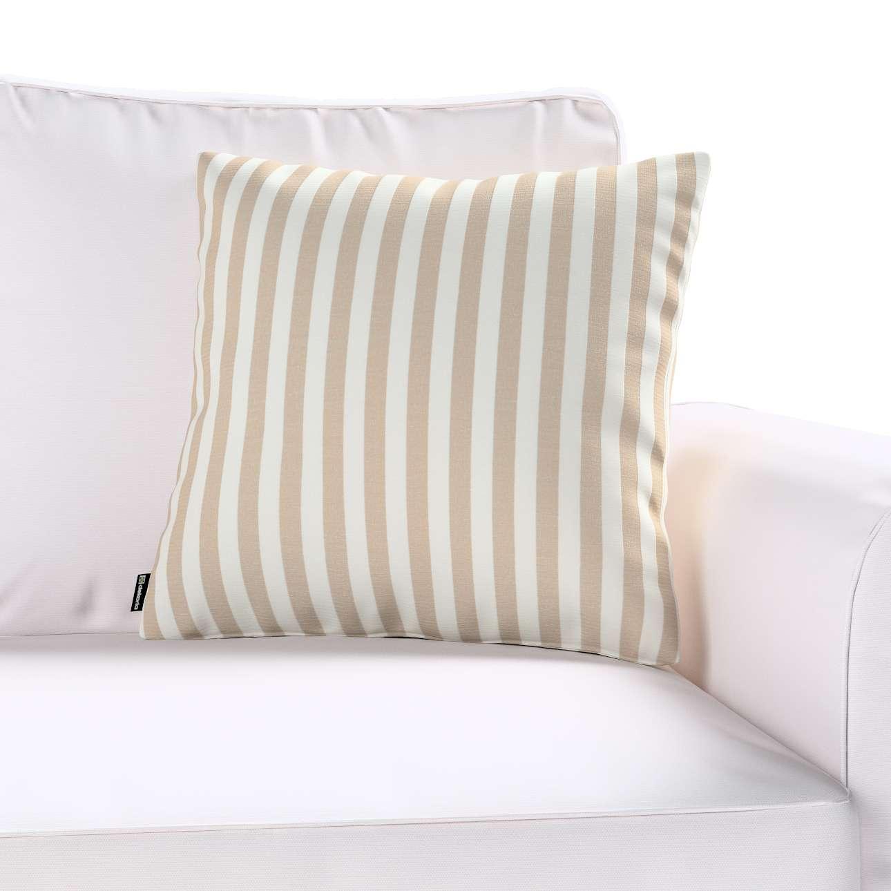Kinga dekoratyvinės pagalvėlės užvalkalas kolekcijoje Quadro, audinys: 136-07