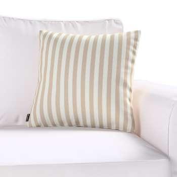 Poszewka Kinga na poduszkę w kolekcji Quadro, tkanina: 136-07