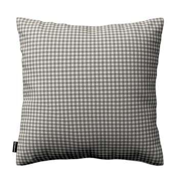 Poszewka Kinga na poduszkę w kolekcji Quadro, tkanina: 136-10