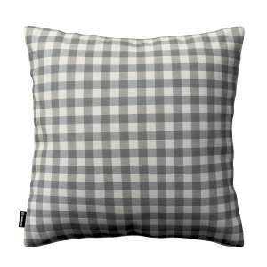 Kinga dekoratyvinės pagalvėlės užvalkalas 43 x 43 cm kolekcijoje Quadro, audinys: 136-11