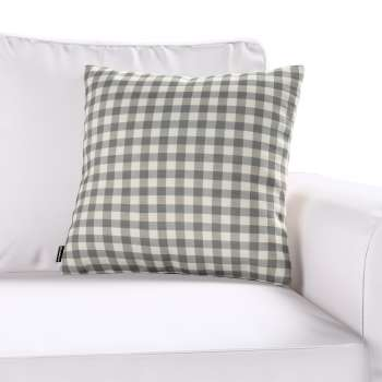 Poszewka Kinga na poduszkę 43 x 43 cm w kolekcji Quadro, tkanina: 136-11