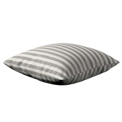 Poszewka Kinga na poduszkę w kolekcji Quadro, tkanina: 136-12