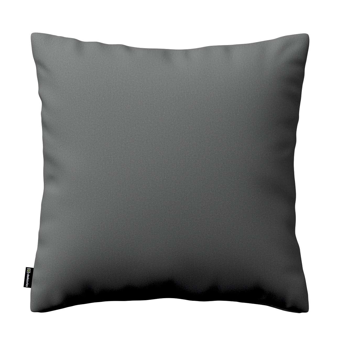Kinga dekoratyvinės pagalvėlės užvalkalas 43 x 43 cm kolekcijoje Quadro, audinys: 136-14