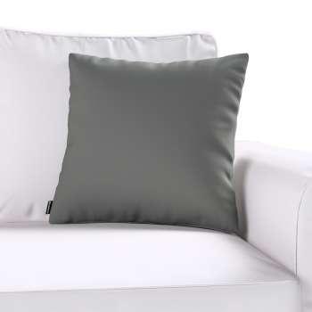 Poszewka Kinga na poduszkę w kolekcji Quadro, tkanina: 136-14