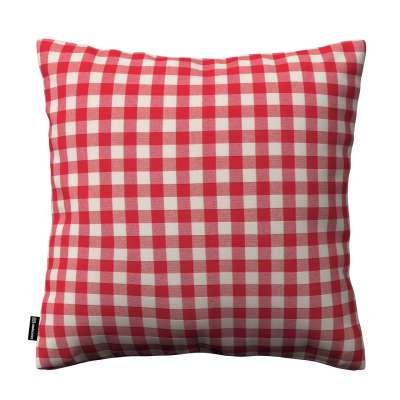 Poszewka Kinga na poduszkę w kolekcji Quadro, tkanina: 136-16
