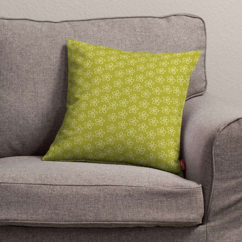 Kinga cushion cover 43 x 43 cm (17 x 17 inch) in collection SALE, fabric: 137-58
