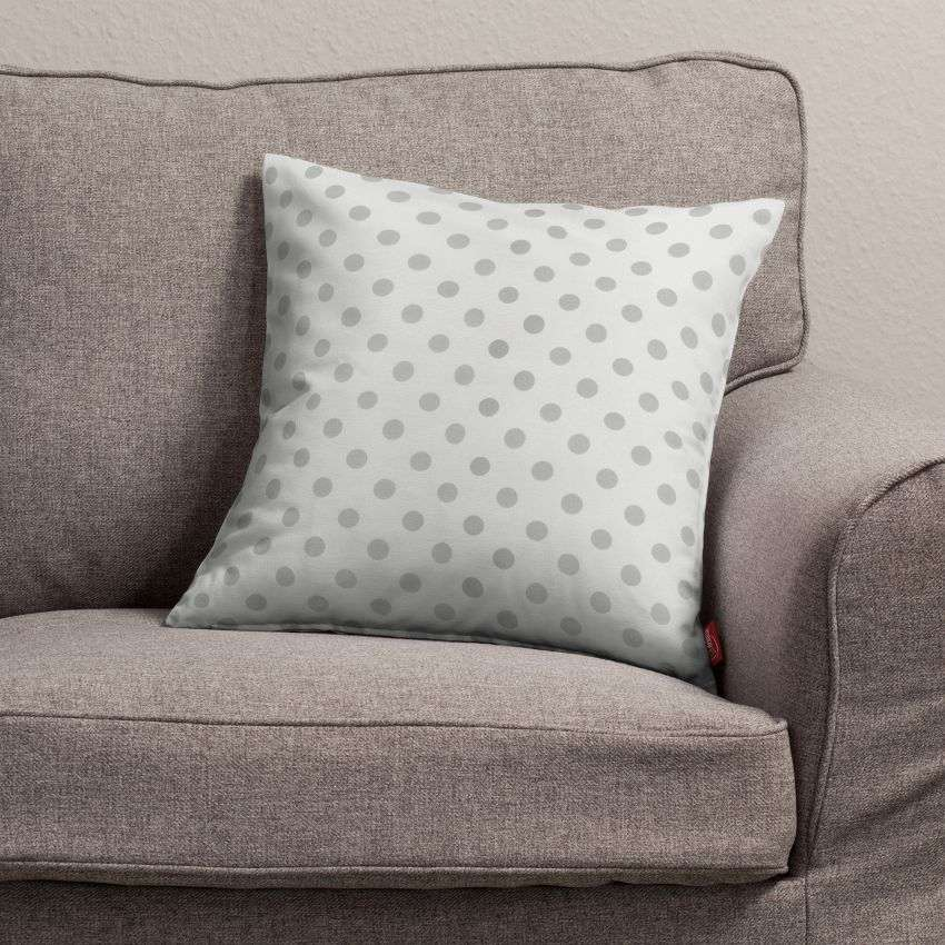 Kinga cushion cover in collection Ashley, fabric: 137-68