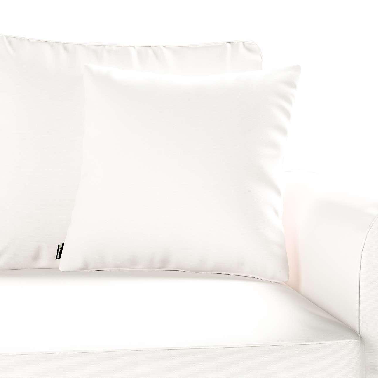 Kinga dekoratyvinės pagalvėlės užvalkalas kolekcijoje Cotton Panama, audinys: 702-34