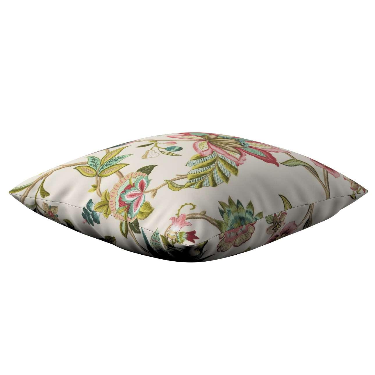 Poszewka Kinga na poduszkę 43 x 43 cm w kolekcji Londres, tkanina: 122-00