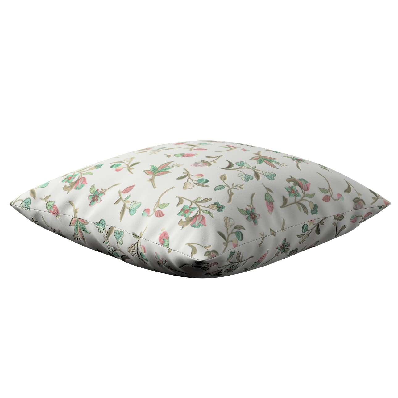 Poszewka Kinga na poduszkę 43 x 43 cm w kolekcji Londres, tkanina: 122-02