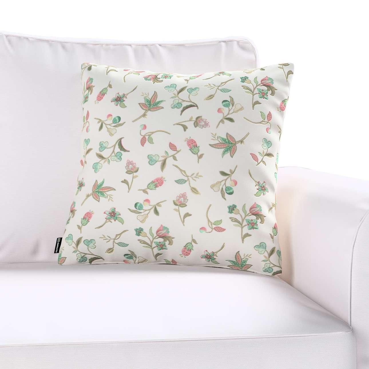 Poszewka Kinga na poduszkę w kolekcji Londres, tkanina: 122-02