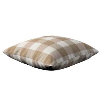 Poszewka Kinga na poduszkę 43 x 43 cm w kolekcji Quadro, tkanina: 136-08