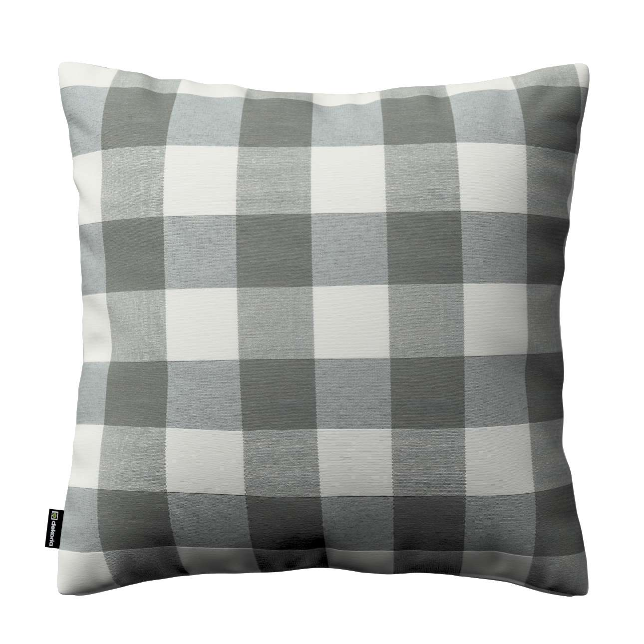 Kinga dekoratyvinės pagalvėlės užvalkalas 43 x 43 cm kolekcijoje Quadro, audinys: 136-13
