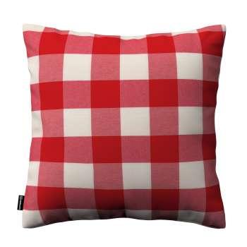 Kinga dekoratyvinės pagalvėlės užvalkalas 43 x 43 cm kolekcijoje Quadro, audinys: 136-18